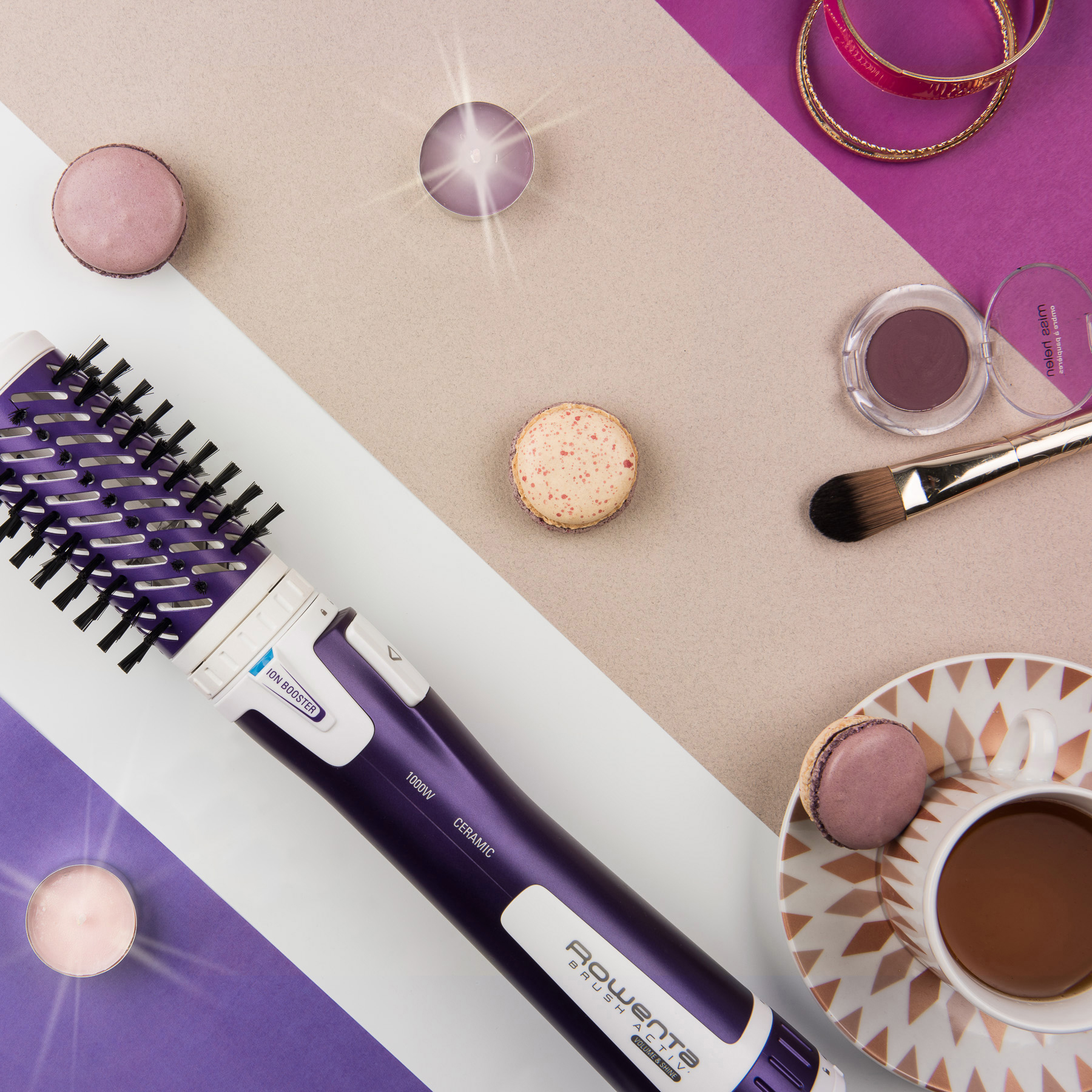 Rowenta Brush Activ' Volume & Shine1