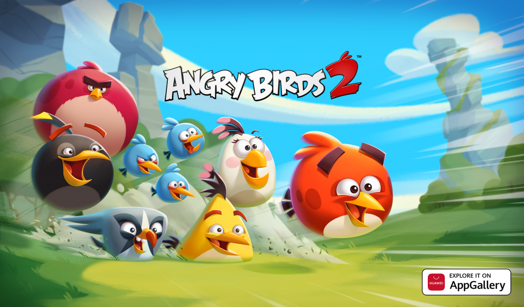 Angry Birds 2 - AppGallery (2)